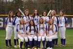 2019 Springville Varsity Softball Team