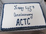 View ACTC's 45th Anniversary Celebration