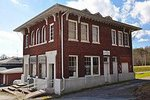 Old Coalmont Bank Building