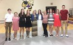Coalmont Students make NHS