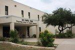 LBJ ECHS Main Entrance