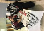 Students Pledge to Not Let Drugs Twist Up Their Lives!