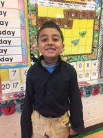 Gurkamal Singh is the Cook Primary Student of the Week