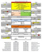 17 18 Calendar