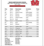 JV Boys Basketball Main Page Image