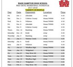 Varsity Boys Basketball Main Page Image
