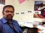 Gangadhar Padigela Staff Photo