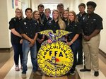 2017-2018 FFA Officers