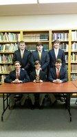 Sr. High Scholars Bowl Team