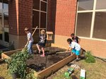 K5 Huffstetler`s class are our future farmers of America!