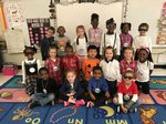 Mrs. Huffstetler's K5 class celebrated the 50th Day of School 50s