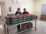 The RCES family, in participation with Trinity United Methodist Church, contributed 62 shoeboxes and $602.00 this year to Operation Christmas Child in making sure children around the world enjoy some Christmas spirit!  Heading it up this year were Paige Craven and Renee Jeffcoat.
