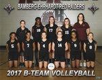 BEMS B-Team Volleyball 2017 Main Page Image