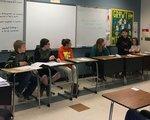 View Reading Class Uniform Debate