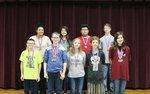 UIL Junior High Medal Winners