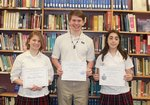 ERA Scholastic Writing Award Winners