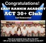ACT 30+ Club