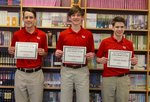 Mississippi History Bee Winners