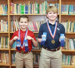 2019 MAIS Overall State Spelling Bee Champions