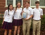 ERA Students Win 1st Place at MC Science and Math Tournament