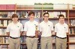 JV Quiz Bowl Team