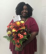 Ms. Tracy Watson, CCHS and District Teacher of the Year