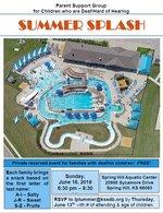 2019 Summer Splash