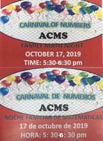 Carnival of Numbers!