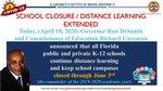 Gadsden County Schools Closed