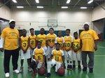 Greensboro Bulldogs 2016-17 Basketball Team