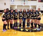 View Varsity Volleyball Team
