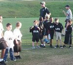 View EES Little Tigers Flag Football Team & Cheerleaders