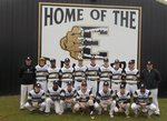 View 2014 Elba High School's Varsity Baseball Team