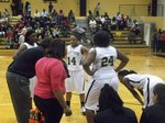 View EHS Girl's Varsity Basketball Team ( Area Champs )