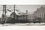 Old Ashville School- Picture from Discover St. Clair Magazine