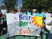 Best Day Ever Special Olympics  October 2015