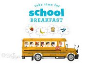 Breakfast provided daily to students at no cost!