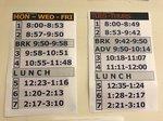 View Bell Schedule