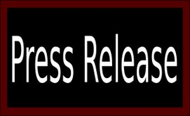 Press Release Friday 9/14/18