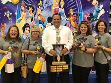 Elm City Middle Spelling Bee Team