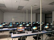 Updated High School Computer Lab