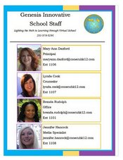 Meet our GIS Staff!