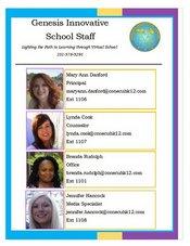 Meet our GIS Staff!