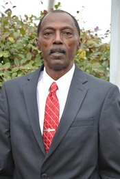 Mr. Vincent Turner, Superintendent of Education