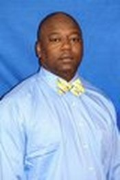 Dr. LaRondrial Barnes, JCES Principal