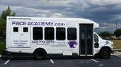 PACE Academy Bus