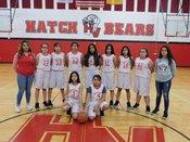 2018-2019 7th Grade girls Basketball
