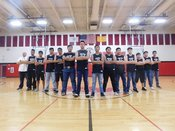 2018-2019 8th grade Boys Basketball
