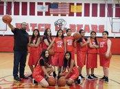 2018-2019 8th Grade Girls Basketball