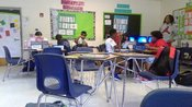 7th Grade in Action:  